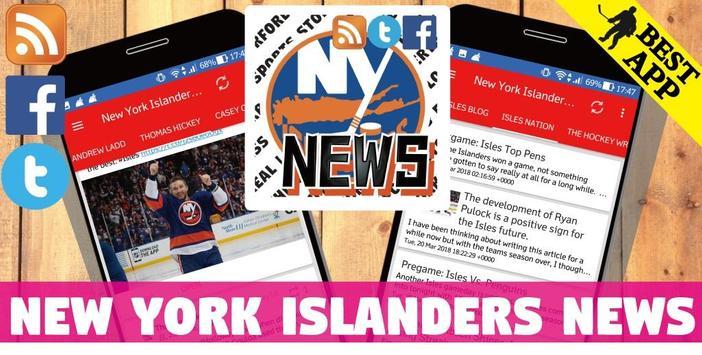 New York Islanders All News poster