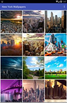 New York Wallpapers apk screenshot