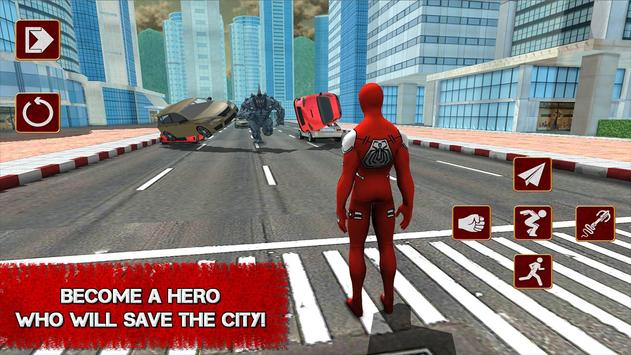 New neighbor Spider Hero screenshot 3