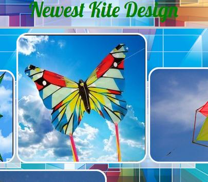 Newest Kite Design poster