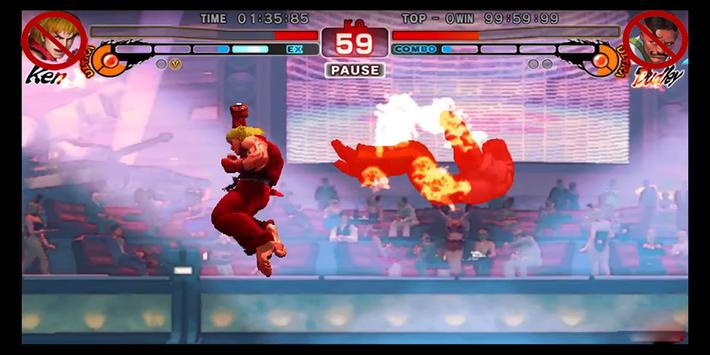 Tricks For Street Fighter 4 Champion Edition screenshot 1