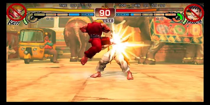 Tricks For Street Fighter 4 Champion Edition screenshot 2