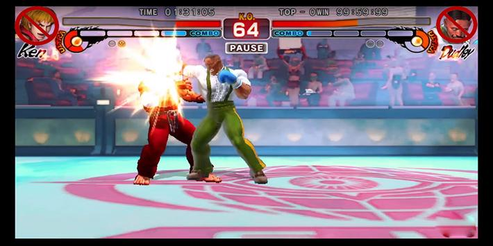 Tricks For Street Fighter 4 Champion Edition screenshot 3