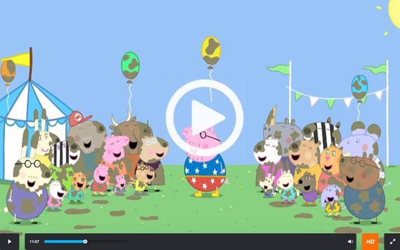 New peppa pig Video Collection screenshot 1