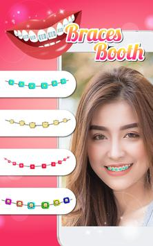 Braces Booth Plus poster