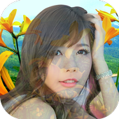 Photo Blender Mix Overlays icon