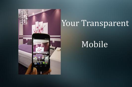 Transparent Wallpaper Camera Apk Screenshot