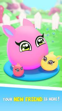 Pow - Lovable virtual pet care game poster