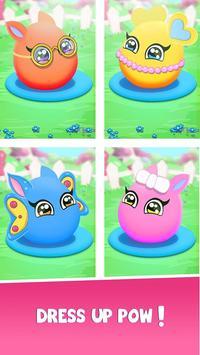 Pow - Lovable virtual pet care game apk screenshot