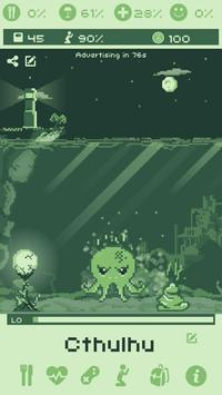 Cthulhu Virtual Pet poster