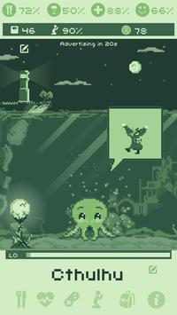 Cthulhu Virtual Pet screenshot 1