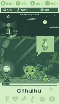 Cthulhu Virtual Pet screenshot 2