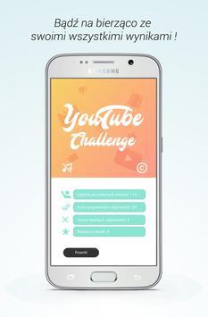 Wyzwanie YouTube screenshot 1