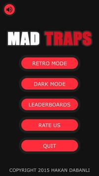 Mad Traps poster