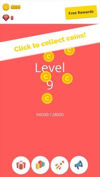 Coin Clicker Mania screenshot 1