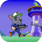 Paw Adventure Patrol Games icon