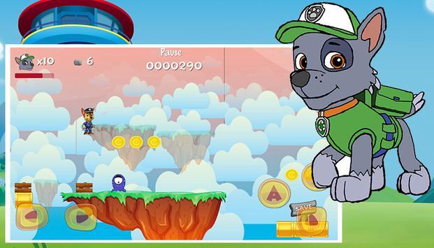 Paw Adventure Patrol Games apk screenshot