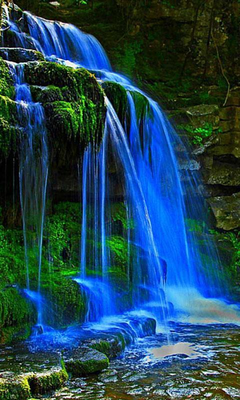 4d Waterfall Wallpaper For Android Apk Download