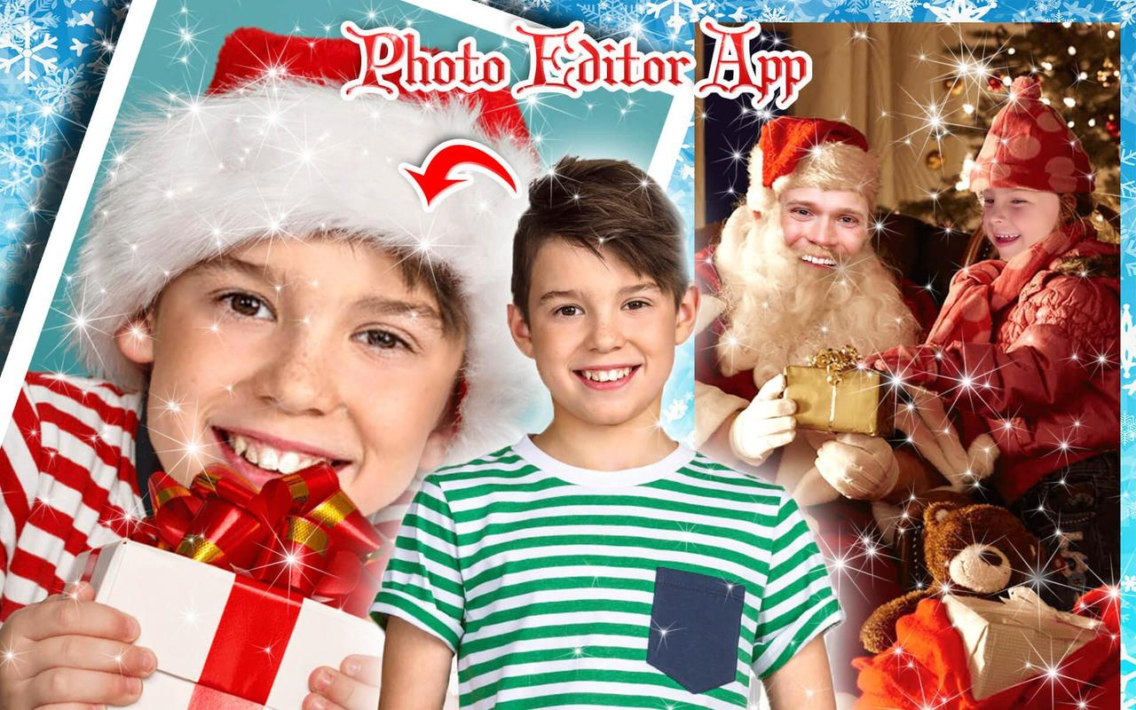 Sinterklas Dan Elf Gambar Editan Keren For Android Apk Download