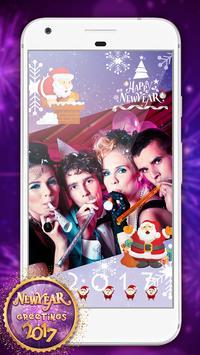 New Year Greetings 2017 apk screenshot