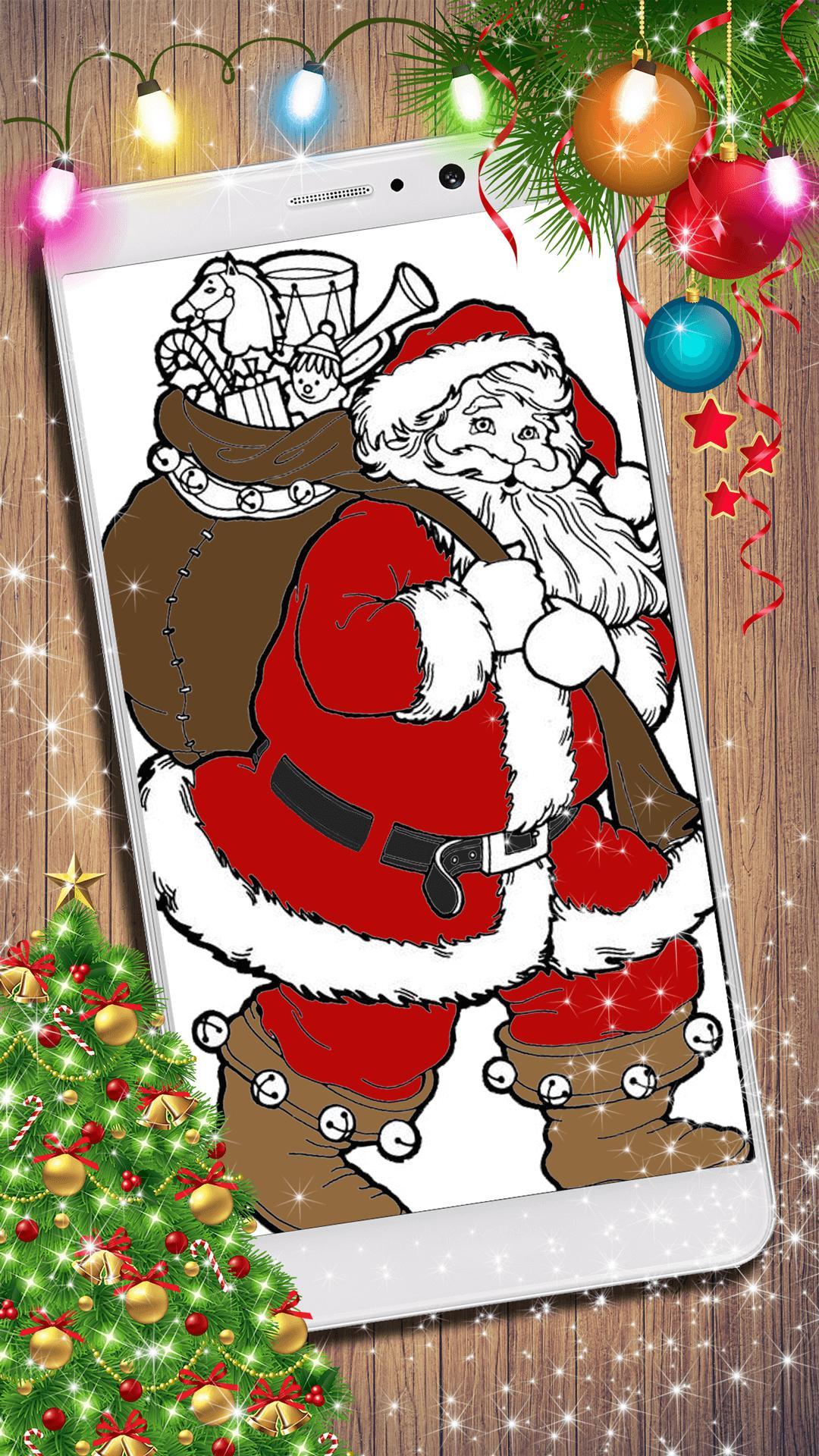 Kleurplaten Van Kerstmis Nieuwjaar.Kleurplaten Kerstmis Nieuwjaar Kerst Spelletjes For