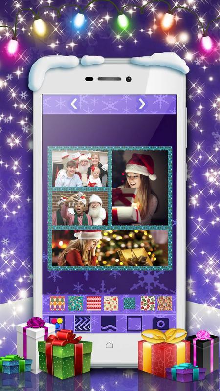 Collage de Navidad 🌟 Marcos de Año Nuevo Descarga APK - Gratis ...