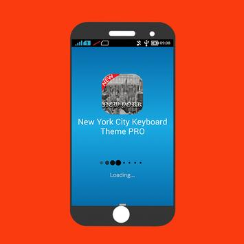 New York City Keyboard Theme PRO apk screenshot