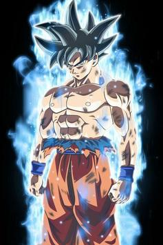 Best Goku Ultra Instinct Art Wallpaper screenshot 1