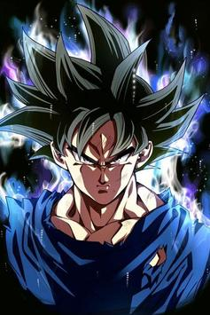 Best Goku Ultra Instinct Art Wallpaper screenshot 7