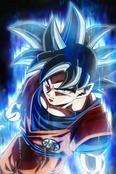 Best Goku Ultra Instinct Art Wallpaper screenshot 5