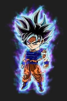 Best Goku Ultra Instinct Art Wallpaper screenshot 6