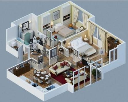 New 3D Home Plan Ideas apk screenshot