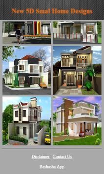 New 5D Smal Home Designs apk screenshot