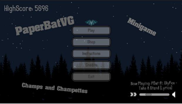 PBat minigame apk screenshot