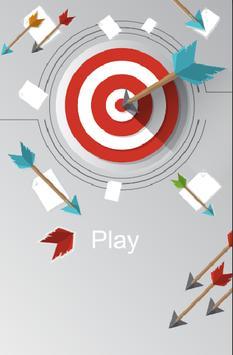 AAA Crazy Dart Hit ~ Kids Arcade Game poster