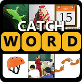 Catch the word icon