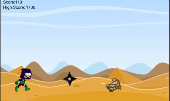 Ninja Run screenshot 14