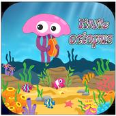 Little Octopus icon
