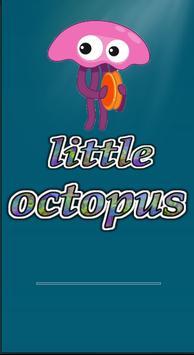 Little Octopus poster