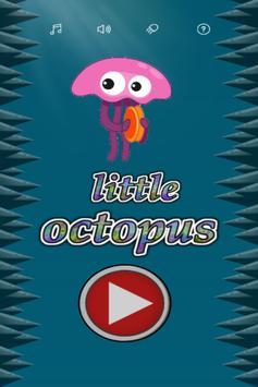 Little Octopus apk screenshot