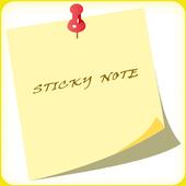 Sticky Note Widget icon