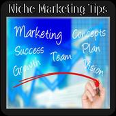 Niche Marketing Tips - Niche Marketing Strategy icon