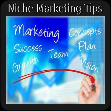 Niche Marketing Tips - Niche Marketing Strategy poster