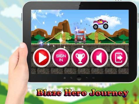 Blaze Hero Journey apk screenshot
