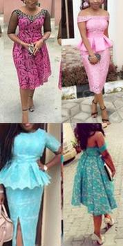 Aso Ebi Nigerian Lace Short Gown Styles For Android Apk Download