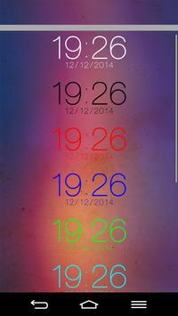 Night Digital Clock apk screenshot