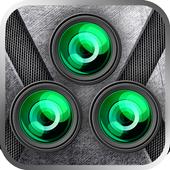 Night Vision Camera HD Lite icon