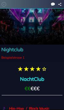 Nightguide Germany screenshot 4