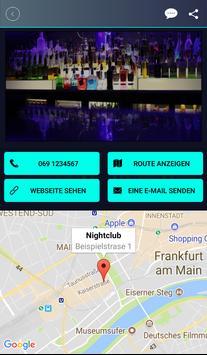 Nightguide Germany screenshot 5