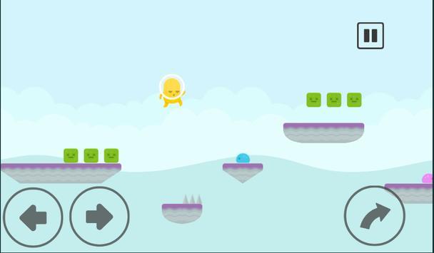 Alien Run screenshot 1
